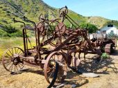 Historic Ranching Equipment