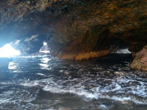 Hidden off the Secret Cove