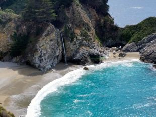 Pfeiffer State Park near Big Sur, California