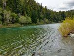 A calm river