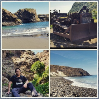 Highlights from Santa Cruz Island of the Channel Island National Park