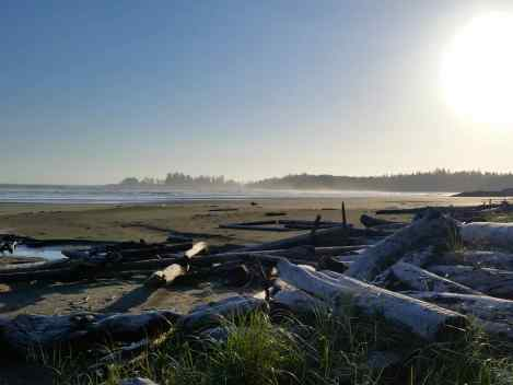 Tofino has some beautiful Beaches