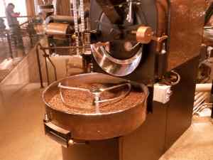 Starbucks Roasting Equipment