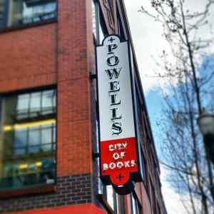 Powell's Bookstore in Portland