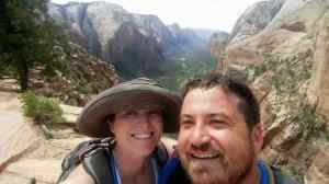 Almost to the Top of Angel's Landing