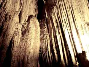 Carlsbad Caverns geological Formations
