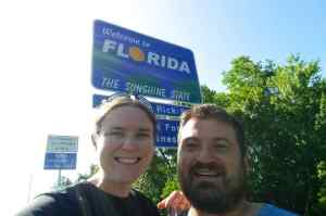 We made it to Florida!