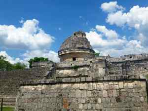 El Caracol (The Snail), the Observatory