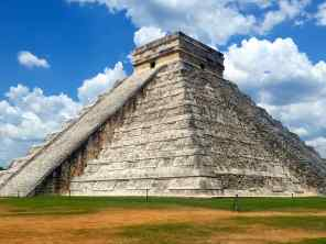 The Pyramid of Kukulkan, El Castillo