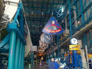 Inside the Apollo/Saturn V Center