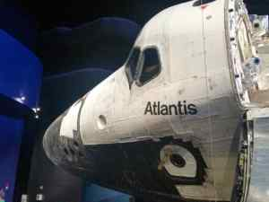 The Spaceship Atlantis