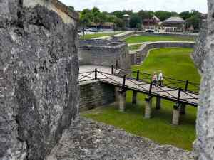 Views of the Moat