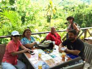 Beers in the jungle