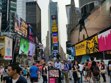 In Time Square