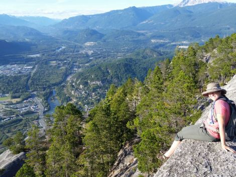 Nearby Squamish