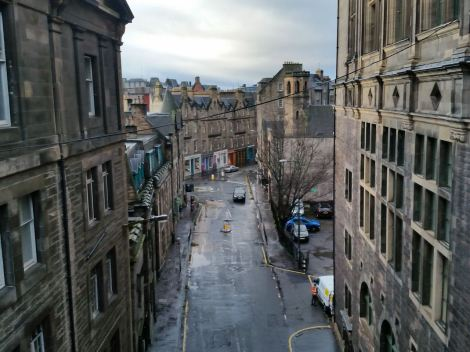 An Edinburgh Street