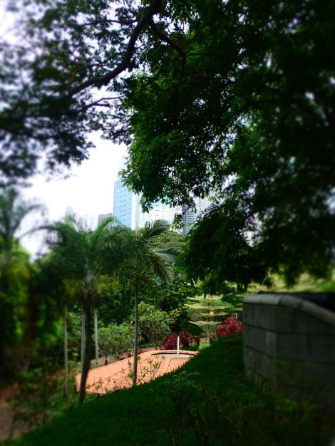 Gardens Around the City