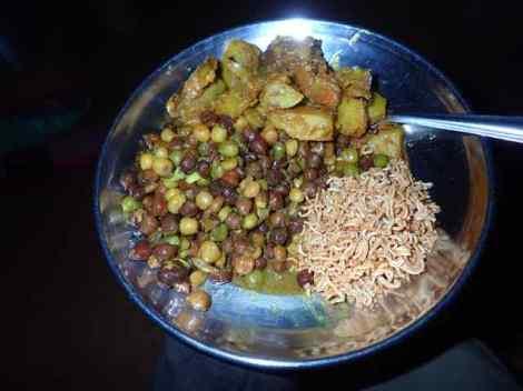 Nepal Dinner